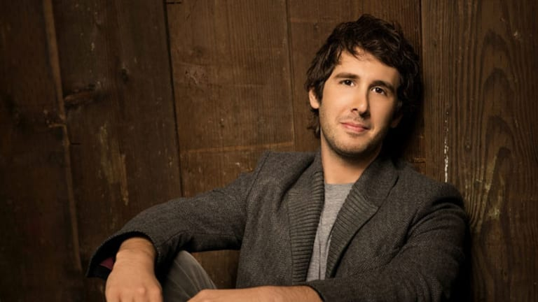 Josh Groban will perform in Kings Park on April 16
