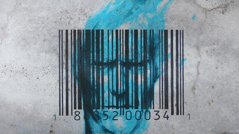 Breaking the Code, by Queensland artist Jake Hart.