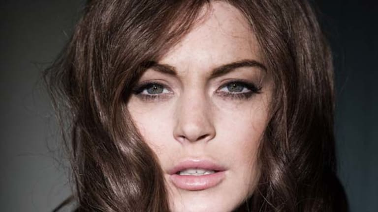 Drama queen ...after all her troubles, Lindsay Lohan is eager to prove her acting ability.