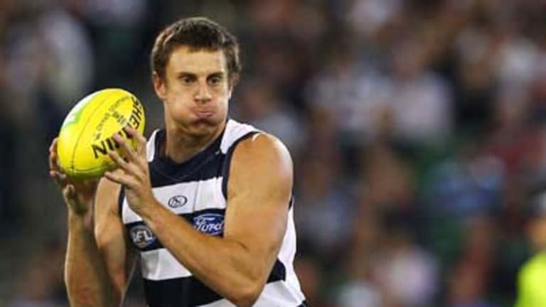 Mark Blake is stuck in the VFL.