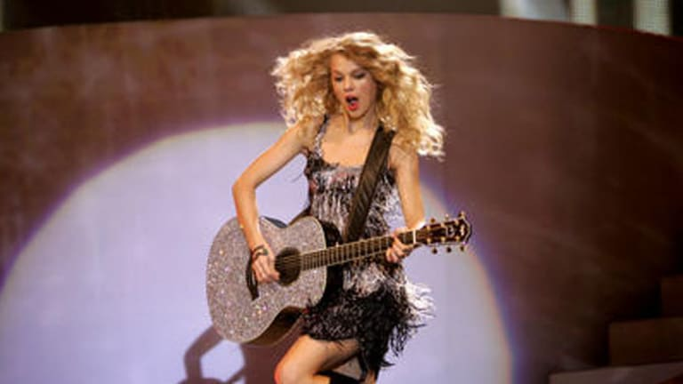 Taylor Swift will launch her national tour at Burswood Dome.