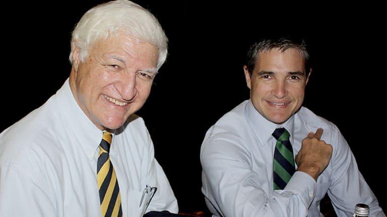 Bob and Rob Katter.