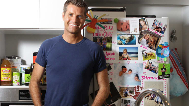 Chef and TV personality Pete Evans.