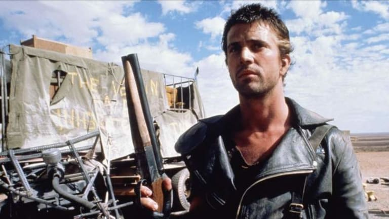 Past work: Terry Hayes, author of <i>I Am Pilgrim</i> also worked on <i>Mad Max</i> made famous by Mel Gibson.