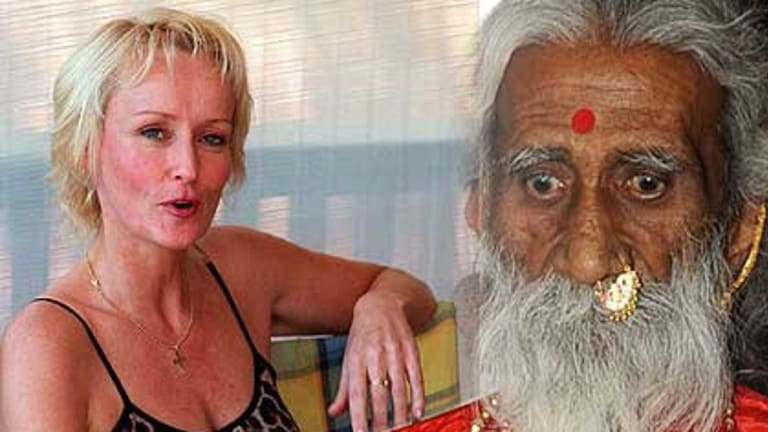 "Prahlad Jani, the yogi who says he has had nothing to eat for 70 years and Ellen Greve, a ""breatharian"" who called herself Jasmuheen."