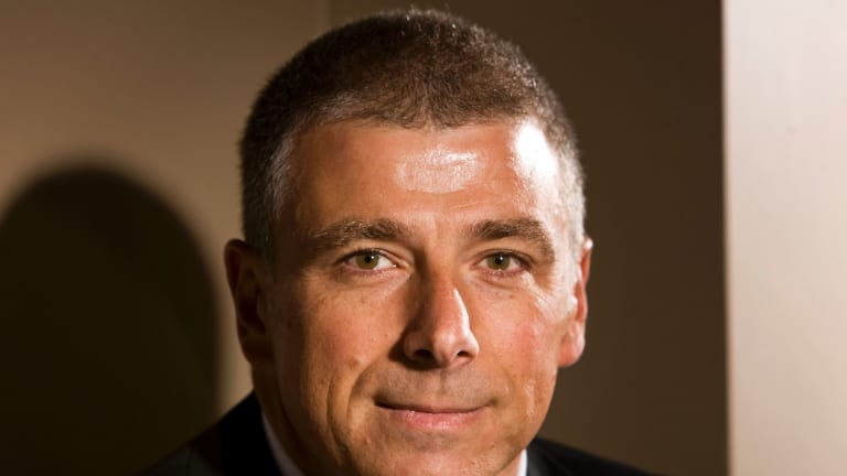 Skilled Group's new chief executive Angus McKay.