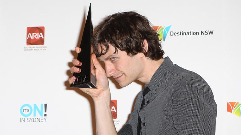 Gotye bagged a hat-trick of ARIAs.
