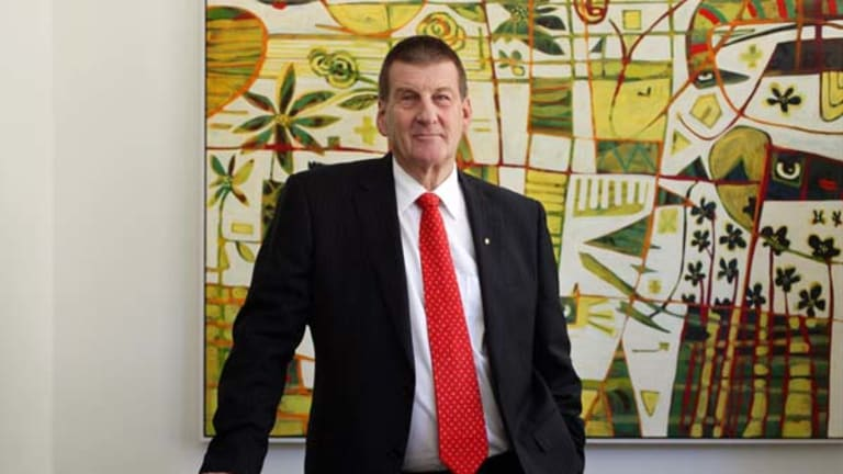 """""""Go fast early on"""" ... Jeff Kennett says Barry O'Farrell has had plenty of time to prepare."""