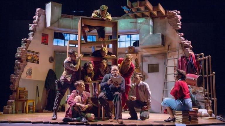 Damien Ryan's <i>Henry V</i> was named best mainstage production.