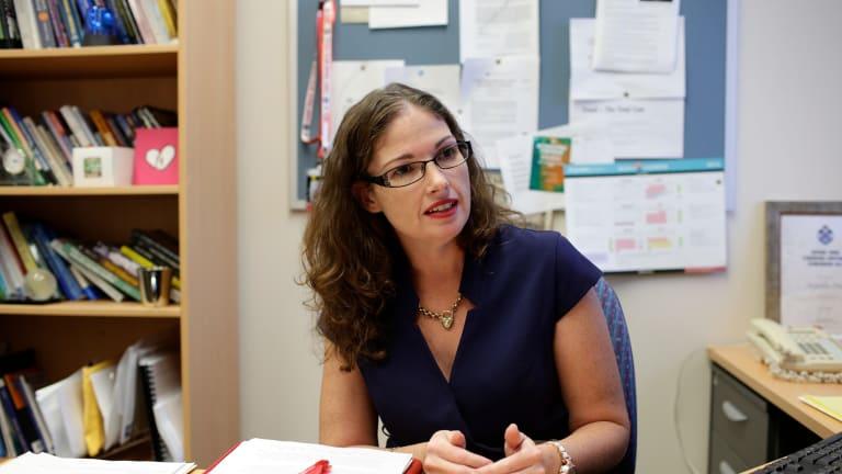 Ending the fairytale: psychologist Jacqueline Drew.