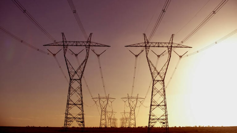 Energy companies are spending excessively on infrastructure.