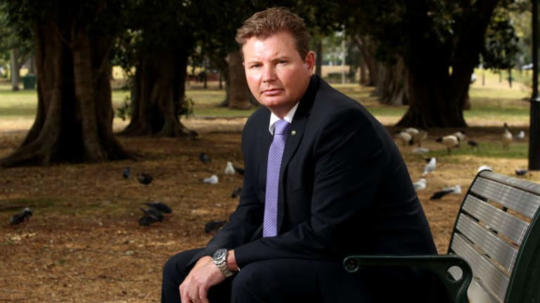 """""""I believe that we are potentially permitting acts that have no place in our wonderfully multicultural communities"""": Liberal MP Craig Laundy."""