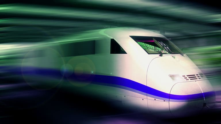 Supporters of a future high-speed rail link from Canberra to Sydney have proposed a station be built near Exhibition Park.