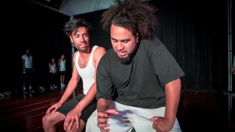 Confidence: Iago incorporates the different cultural backgrounds of the cast into the production.