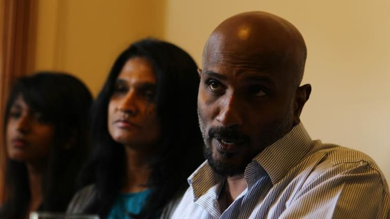 Premakumar Gunaratnam says he is certain his captors in Sri Lanka planned to kill him.
