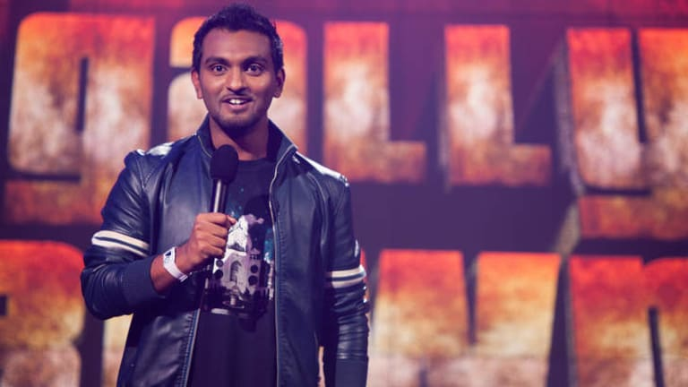A voice for Australian Muslims: Legally Brown with Nazeem Hussain.