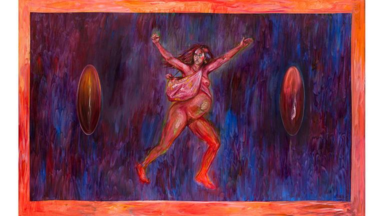 Juan Davila, <i>Untitled</i>, 2011.