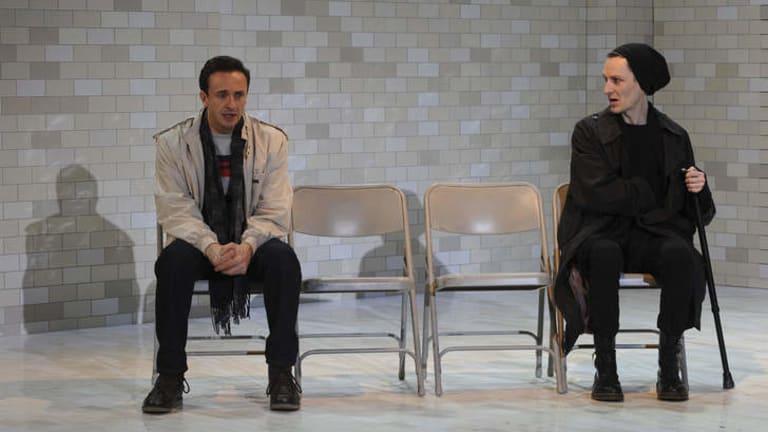 Ideally cast: Mitchell Butel and Luke Mullins.
