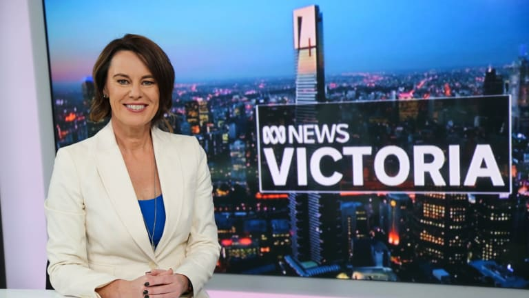 Congratulations to Mary Gearin for becoming a 7pm ABC newsreader.