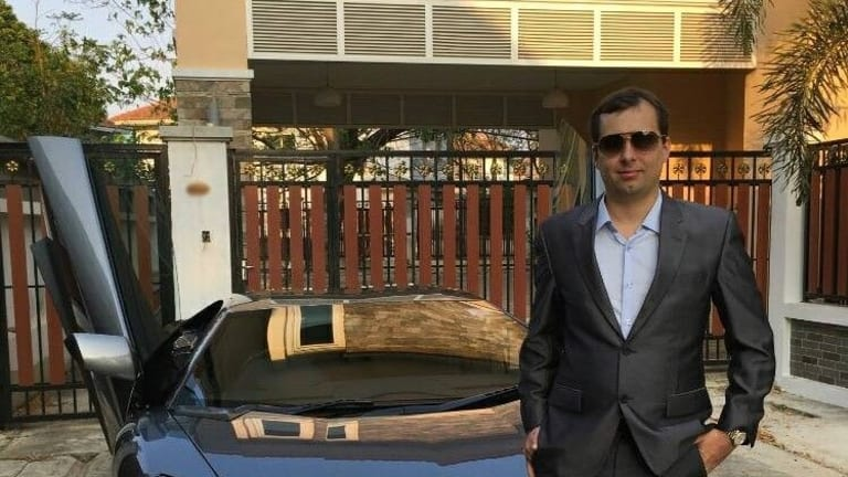 Alexandre Cazes was believed to be the owner of AlphaBay.