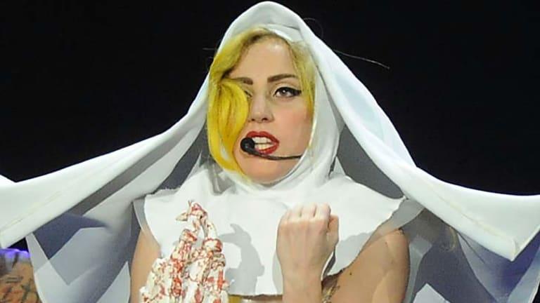 Gaga about FarmVille ... Lady Gaga.