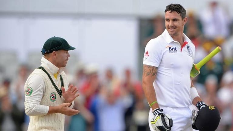 England players hate David Warner but I quite like him, says Kevin Pietersen