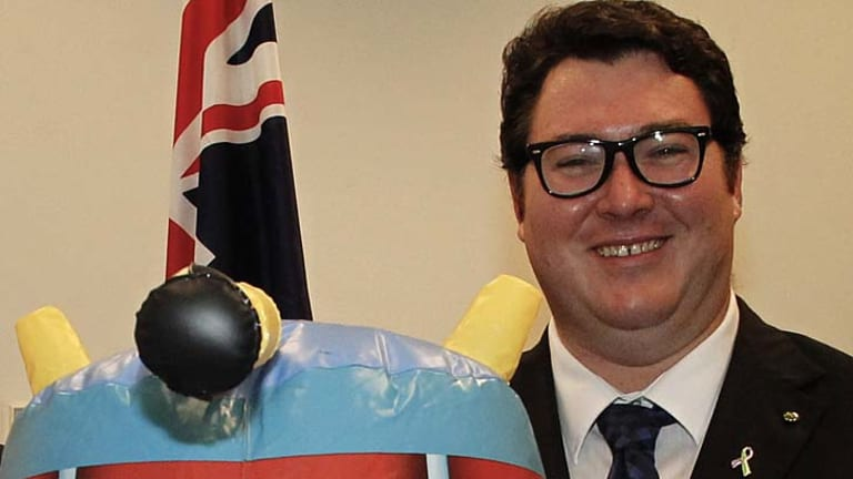 George Christensen: Called for a reality check.