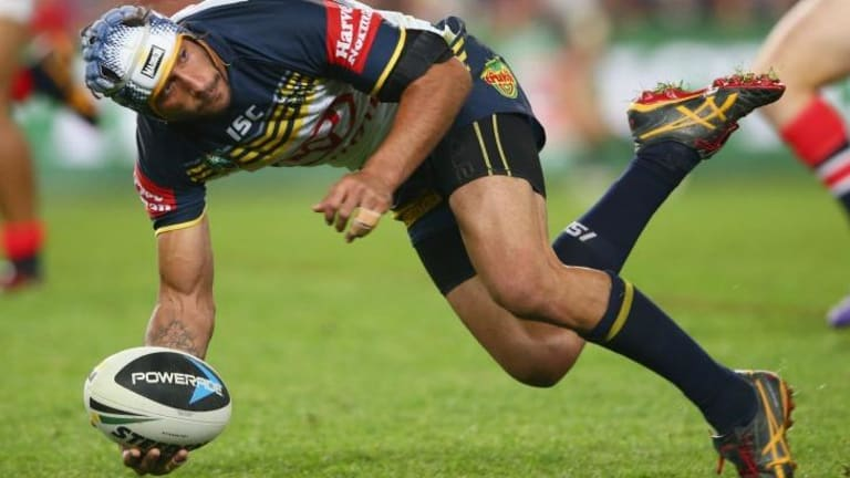 Another painful departure: Johnathan Thurston.