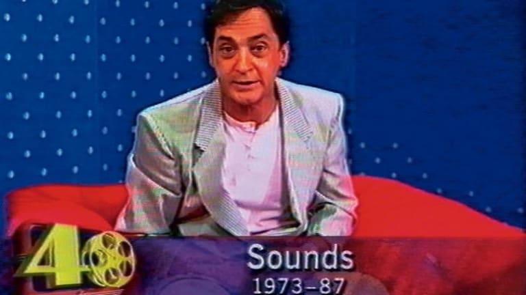Donnie Sutherland hosting <i>Sounds Unlimited</i>.
