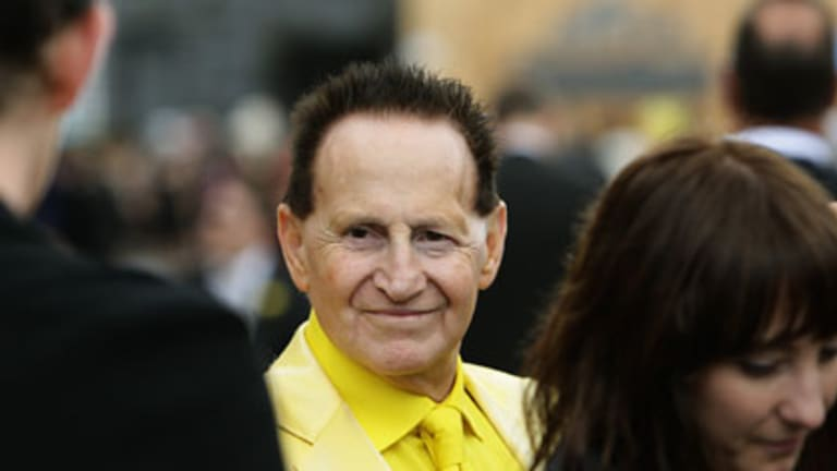 """Does a bit of consulting ... Geoffrey Edelsten says he is """"not a shareholder"""" in Allied Medical Group."""