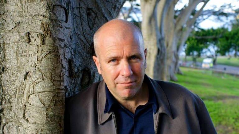 Huge achievement: Booker prize-winning author Richard Flanagan.