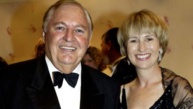 Diana Bliss, the wife of Alan Bond, has been found dead at 57.
