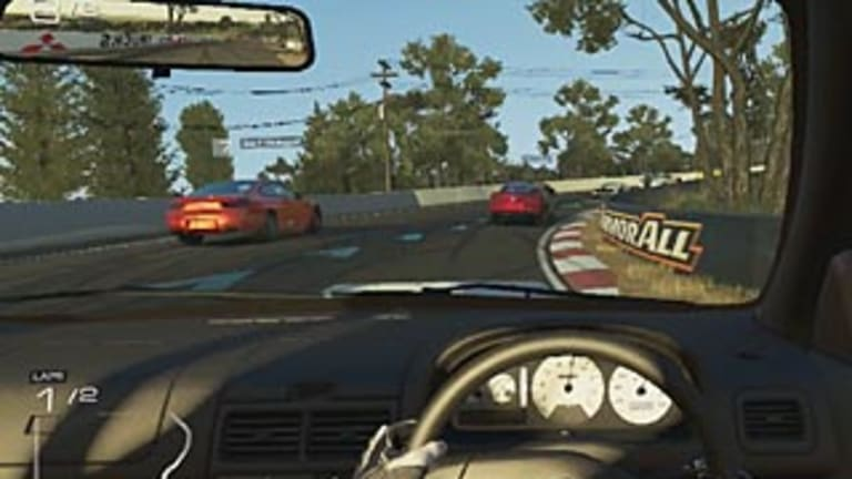 Mount Panorama Race Track Forza Motorsport 5 V Gran Turismo 6
