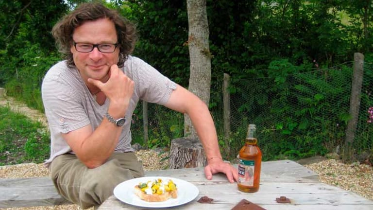 Hugh Fearnley-Whittingstall, attuned to the seasons.