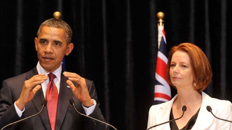 """Australia wants to enhance the alliance"" ... senior official."