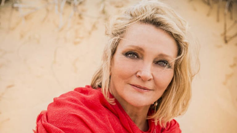"""""""The desert gives you an awareness about where you fit in the world"""" … Robyn Davidson."""