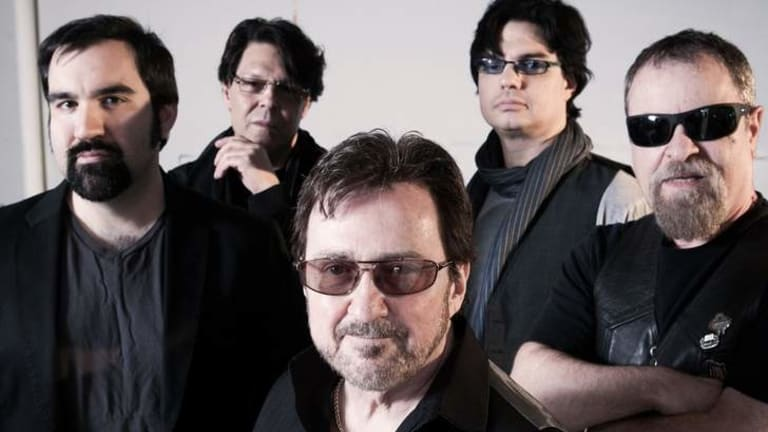 Cult is alive: Blue Oyster Cult are making their maiden voyage to Australia.