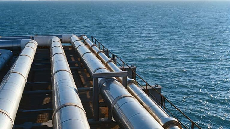 Gas suppliers face risks.