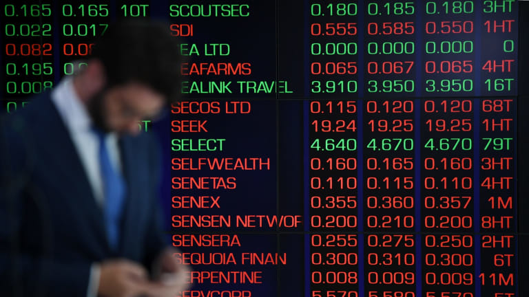 Australian shares closed lower on Wednesday, weighed by the miners, banks and insurers.