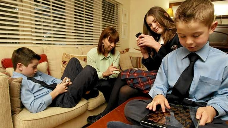 Family mobile data sharing plans are expected to be popular.