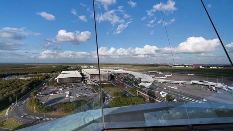 Passenger numbers at Brisbane Airport are forecasted to grow from 21,500,000 in 2012 to around 48,700,000 in 2033/34.