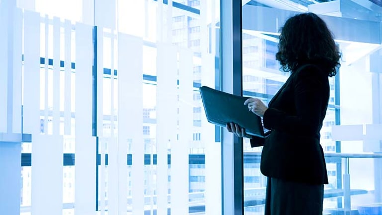 Last year through November, the index of women-run funds had a 9.8 per cent return, compared with a 6.13 per cent rise in the broader index.