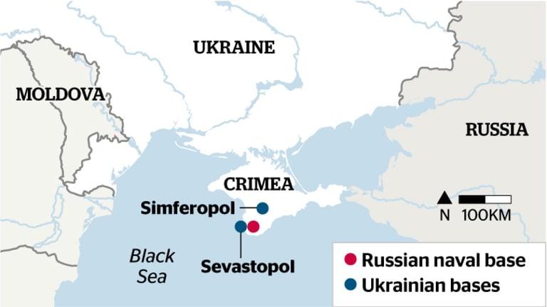 Ukraine crisis: Why Crimea matters