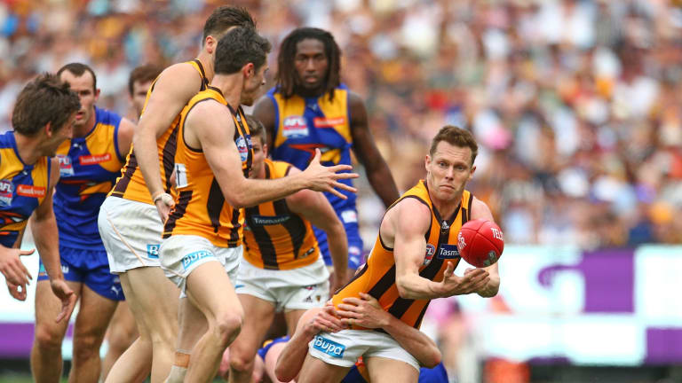 Leigh matthews says game hawk mitchell one of the