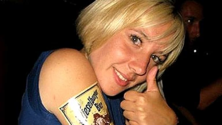 Reported missing ... Britt Lapthorne.