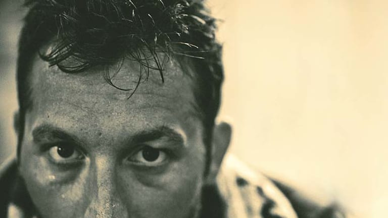 Life in the fast lane ... Ian Thorpe struggles in the face of failure.