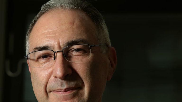 Neurosurgeon Jeffrey Rosenfeld.
