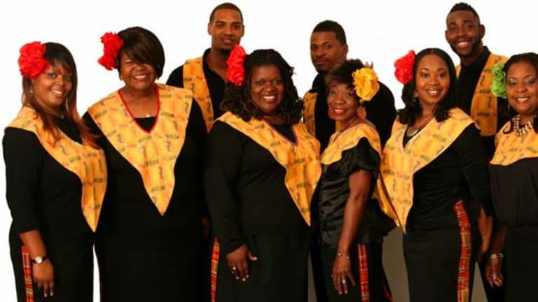 The world famous Harlem Gospel Choir ... heading to Brisbane.