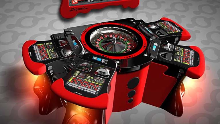 New face of betting: Interblock multiterminal gaming machine.