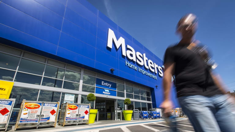 Home Consortium has outlined plans to target each of its former Masters buildings at one of three retailing categories.